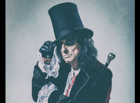 Musique Alice Cooper, le grand guignol du rock