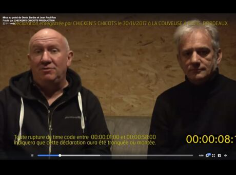 Affaire-Cantat le torchon brûle entre Denis Barthe et l'hebdomadaire le Point (vidéo)