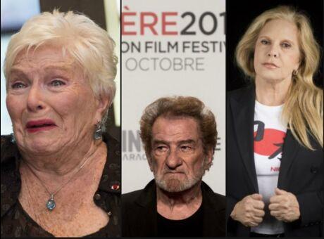 Deuil Sylvie Vartan, Line Renaud, Eddy Mitchell… Les émouvants hommages des proches de Johnny Hallyday