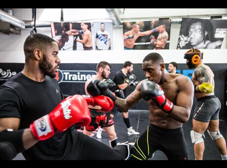 Reportage Dans l'usine à champions de MMA