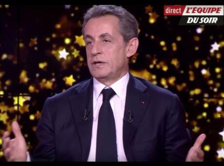 Football Sarkozy défend bec et ongles les gros sous du Qatar (Vidéo)