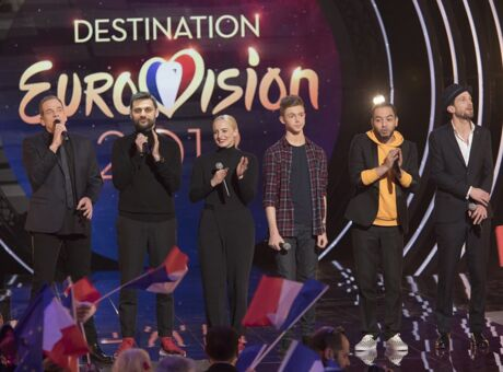 Eurovision qui représentera la France en 2018?