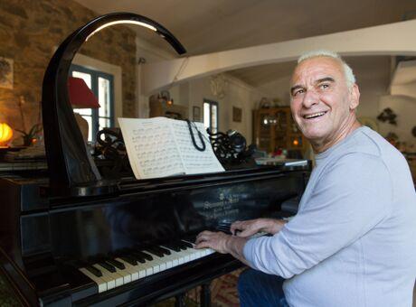 Michel-Fugain: Sanda est mon «rayon de soleil»