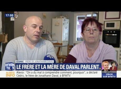 Le meurtre d'Alexia Daval est «un acte impardonnable» pour le frère et la mère du coupable