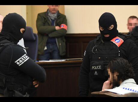 Procès Salah Abdeslam: «Je n'ai pas peur de vous, ni de vos alliés. Je n'ai rien d'autre à ajouter»