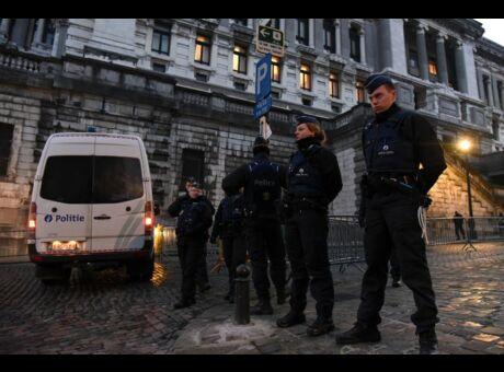 Justice Dans les coulisses du procès de Salah Abdeslam