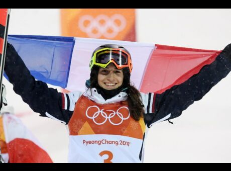 #Pyeongchang2018 Perrine Laffont, l'espoir du ski de bosses