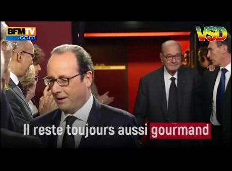 Chirac reclus chez lui: son quotidien raconté par ses proches