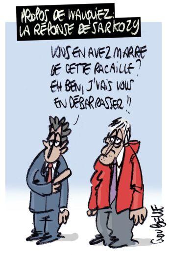 L'HUMEUR DU JOUR DE GOUBELLE